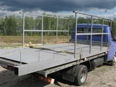 Площадка для приёма строительных материалов ПКС