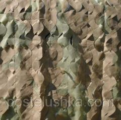 Network of camouflage MKC2-5/10 3*6 m CamoScrim