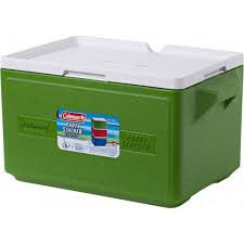 Thermoboxing of Coleman COOLER 48 CAN STACKER -
