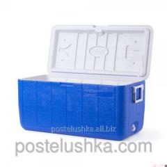 Thermoboxing of Coleman COOLER 100QT BLUE NO TRAY