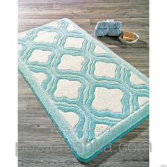 The Confetti bath mat - Tiffany of 57х100 cm
