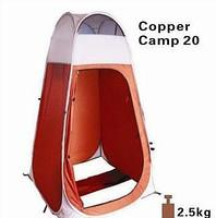Dos tent Evrica of 20 Cooper Camp, Eureka