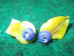 Handwork earrings Article Uk-07