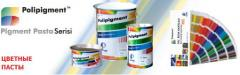 Color Polipigment™ pastes - polypigmen