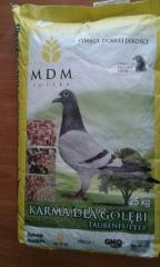 Корм для голубів MDM L (корм) 25кг