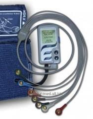 Holter of SDM 23 electrocardiogram