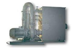 Installation of vacuum water decrease UVV-3A-6KM.