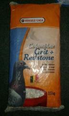 Гріт + червоний камінь  Grit+redstone 20кг