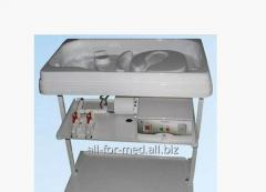 Installation for disinfection and sterilization of