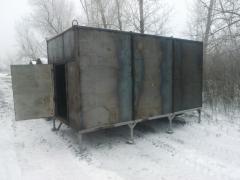 Smokeless Pyrolysis Charcoal Kiln TYU