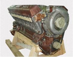 B46-4 internal combustion engines from storage,