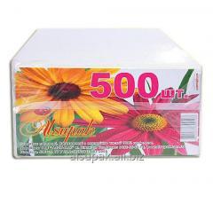 Bar tissue 24×24 cm, 500 pieces