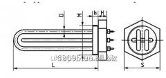 Blocks of tubular electric heaters (TENOV)