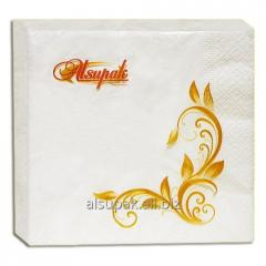 White tissues