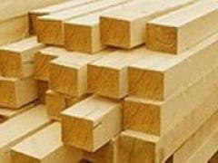 No puede madera o listón 20х40 - cruz, pino y