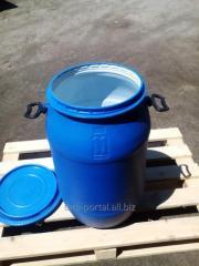 Бочки пластиковые б/у. 90 лит.