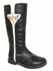 Boots for the girl of Shalunishka:7355