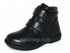 Детская зимняя обувь ботинки Шалунишка: 100-526. С