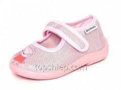 Children's house-shoes Little rascal: