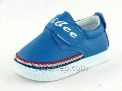Children's Clibee:D-503 gym shoes St. Blue