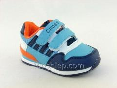 Children's Clibee:F-557 sneakers of Cyn +