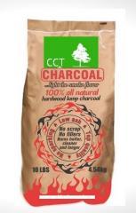 Briquette charcoal 4-faced Fractional - the Oak