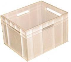 Ящики пластиковые для молока 433 Х 347 Х 283