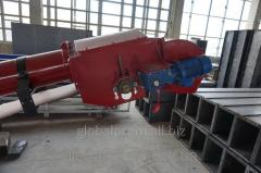 Motor reducer worm MCh-63