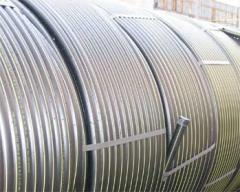 Pipes polyethylene for gas supply of PE-80 and