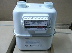 Counter of G1.6 METRIX gas