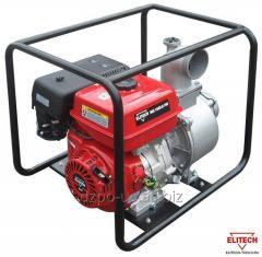 Motor-pump