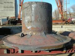 Отливки из легированных сталей 45ФЛ