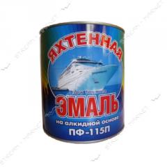 Эмаль алкидная ПФ-266 Яхтинная 2.8 для пола красно-коричневая 227980