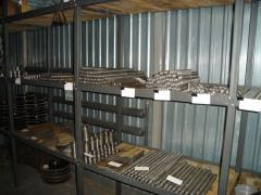 Spare part ZM-60, ZM-60A, KShP-6, OVS-25 and units