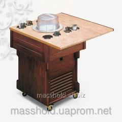 Counter for tableware of Tecfrigo Service 26 Hot