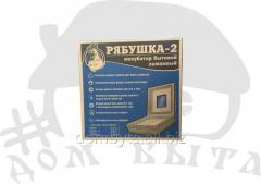 Incubator of Ryabushka-70 manual