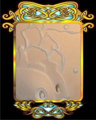 Гравюра (художественная гравировка стекла).