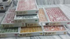 Lukum usual packing for 1500