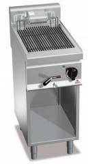 Grill electric Bertos PLE40ME+1P400 DX