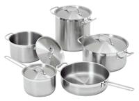Набор кухонной посуды для индукции Bartscher A130442