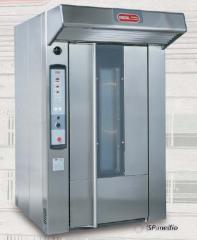 Печь ротационная электрическая  Real  Forni SP Medio  E (LCD)