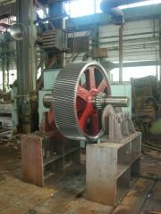 Spare parts for mining equipment