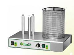 Fimar WD3 Hot dog installation