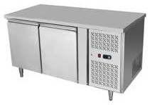 Table freezing 2-door Hendi 232 064