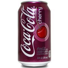 Напиток Coca-Cola Cherry 0,33