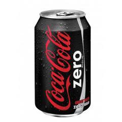 Напиток Coca-cola Zero 0,33