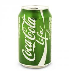 Напиток Coca-cola Life 0,33