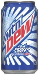 Напиток Mountain dew White out 0,33