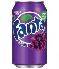 Напиток Fanta Grape 0,33