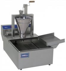 The device for preparation of donuts of...